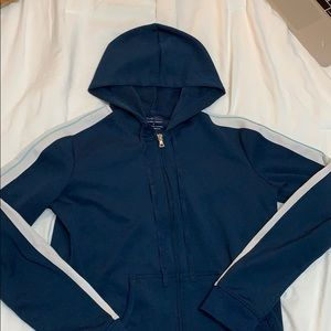 NY&C Sport zip-up sweater